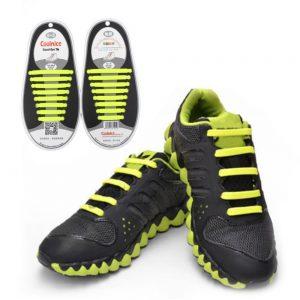 шнурки жёлтые на крассовках