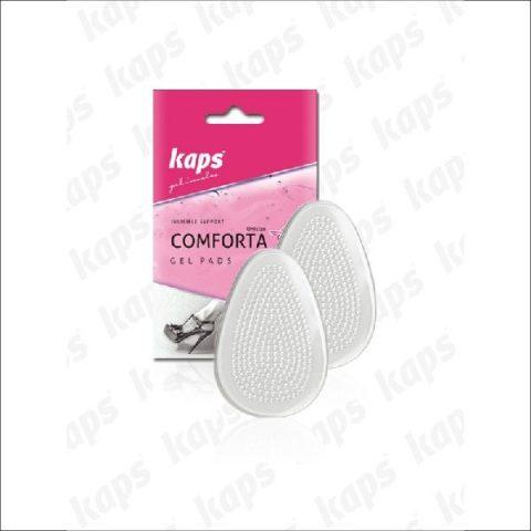 Гелевые вкладыши под пятку для открытой обуви Kaps Comforta