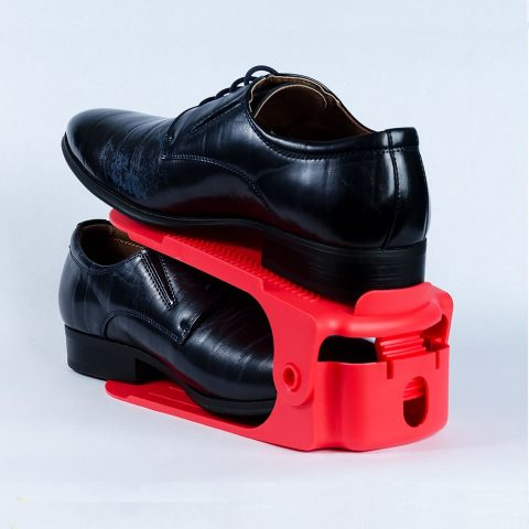 shoeracks red2