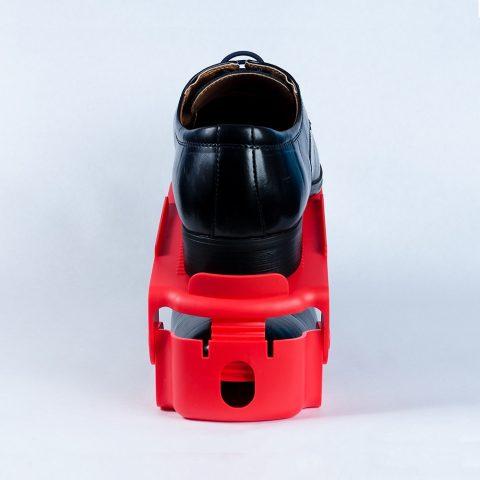 shoeracks red3